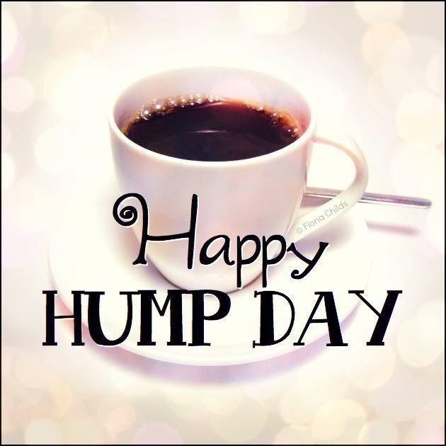 hump day coffee